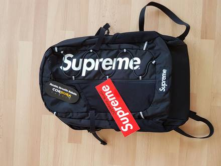 Supreme Backpack & Supreme Tee - photo 1/6