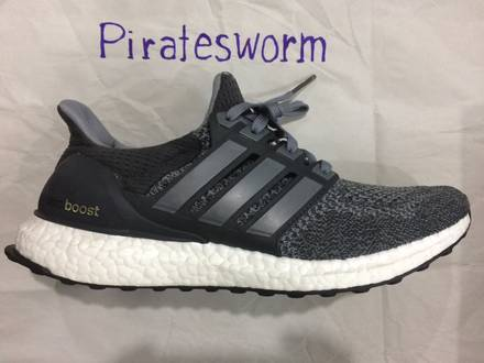 adidas Ultra Boost ltd 1.0 Mystery Grey - photo 1/8