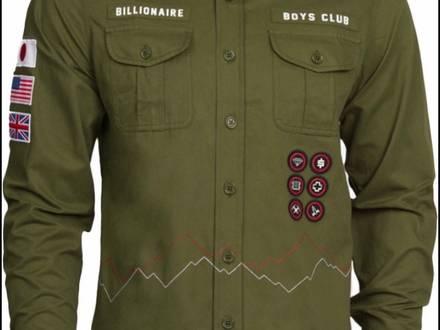 Billionaire Boys Club Scout Shirt - L - photo 1/5