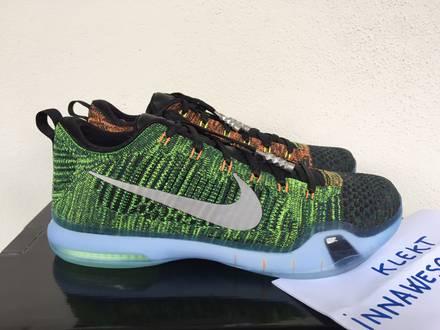 Nike Kobe X 10 Elite Low Prm Htm Multicolor fragment tinker hatfield - photo 1/8