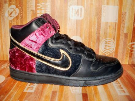 """Dunk High Premium <strong>SB</strong> """"bloody Sunday"""" - photo 1/5"""