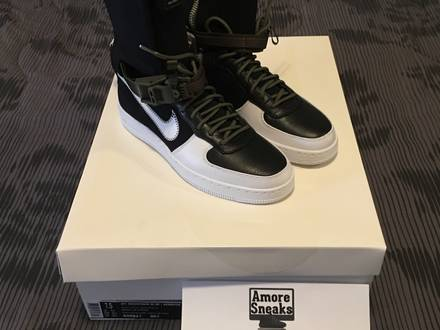 <strong>Nike</strong> <strong>air</strong> force 1 downtown hi sp / acronym us7,5 eu40,5 - photo 1/8