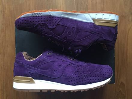 <strong>Saucony</strong> X Play Cloth Shadow 5000 Purple - photo 1/5