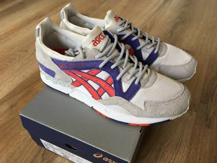 "Asics Gel Lyte V ""Fairy Red"" size US11 - photo 1/5"
