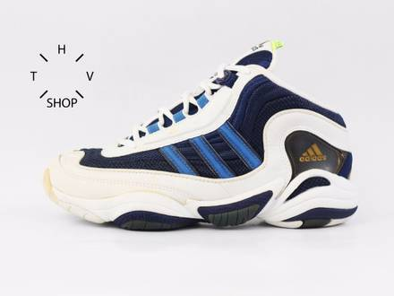 Adidas Equipment EQT Fix Fitness Feet You Wear 1998 90s vintage deadstock basketball NOS retro - photo 1/8