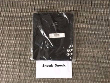 Anti Social Social Club Logo Tee 2 Size: M - photo 1/5