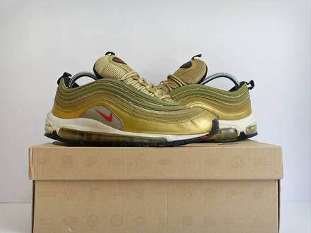 Nike <strong>Air</strong> <strong>Max</strong> <strong>97</strong> X Edition 'Metallic <strong>Gold</strong>' - photo 1/5