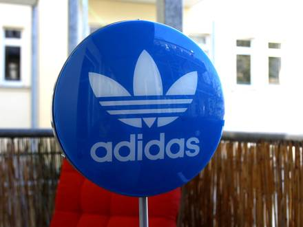 Adidas Originals Logo Display - Merchandise - photo 1/5