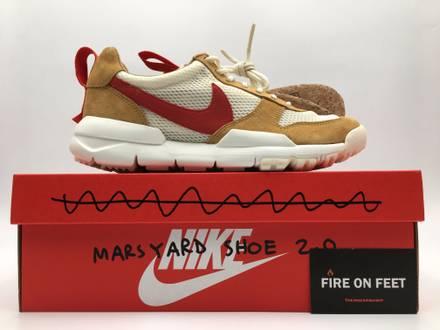 Tom Sachs x Nike Craft Mars Yard 2.0 - photo 1/5