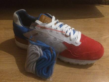 """<strong>Saucony</strong> x Sneaker76 Shadow 5000 """"Legend of God Taras"""" - photo 1/5"""