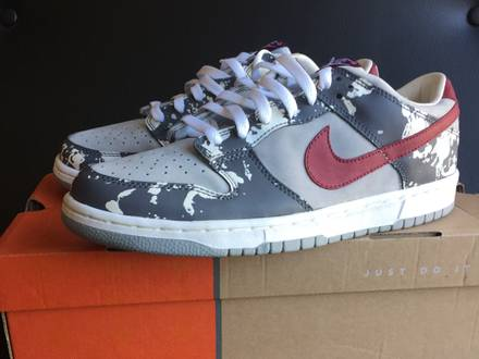 2002 <strong>Nike</strong> Dunk Low Premium <strong>SB</strong> SPLATTER - photo 1/5