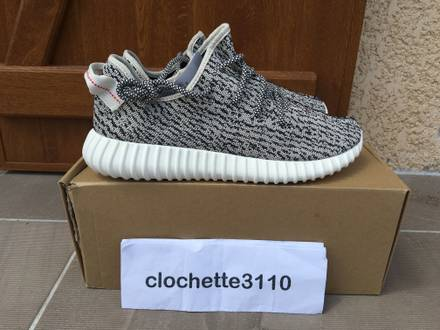 huge discount 700c9 5fe7e Jessie 's Updated 9th Batch Yeezy 350 boost Turtle Dove gray