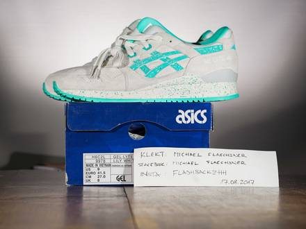 Asics gel lyte 3 maldives pack US 9 BNIB - photo 1/6