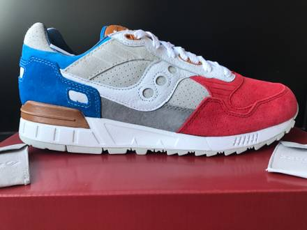 <strong>Saucony</strong> Shadow 5000 x Sneaker 76 Legend of god Taras - photo 1/8