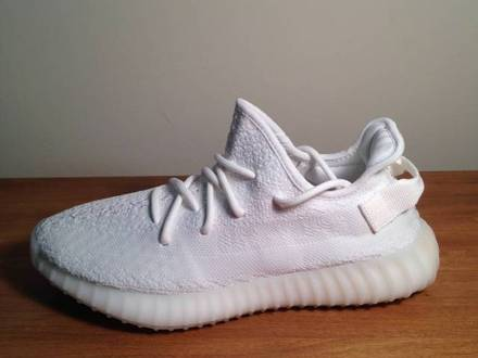 Adidas <strong>Yeezy</strong> Boost <strong>350</strong> V2 Kanye West <strong>Cream</strong> <strong>White</strong> - photo 1/5