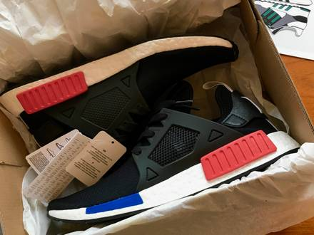"<strong>Adidas</strong> <strong>NMD</strong> <strong>XR1</strong> ""OG"" - photo 1/5"