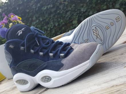 Reebok x Capsule Toronto Question Mid (Windchill's) - photo 1/8