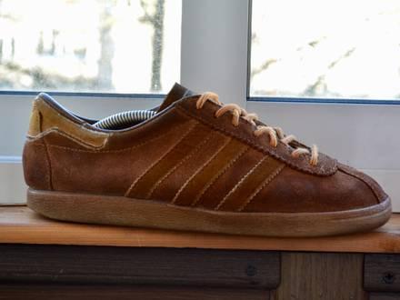 Adidas Tobacco Vintage 70's - photo 1/6