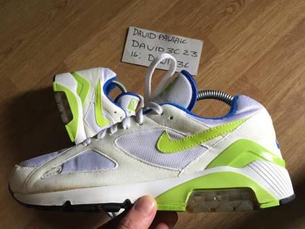 Nike Air Max 180 HOA Lime - photo 1/7