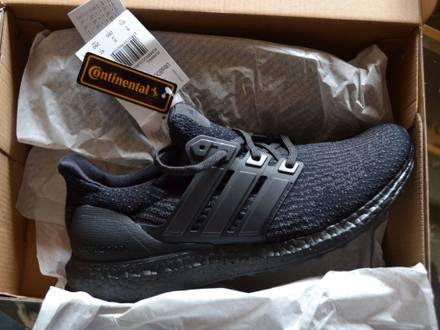 adidas ultra boost triple black 3.0 - photo 1/5