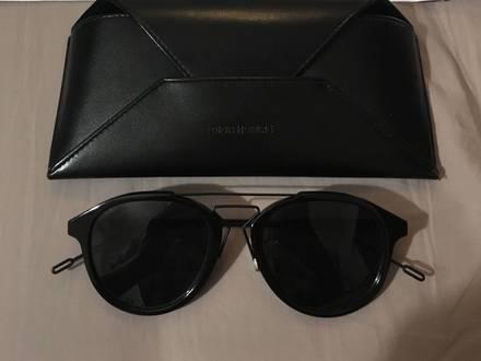 Dior Black 226s Sunglasses - photo 1/5