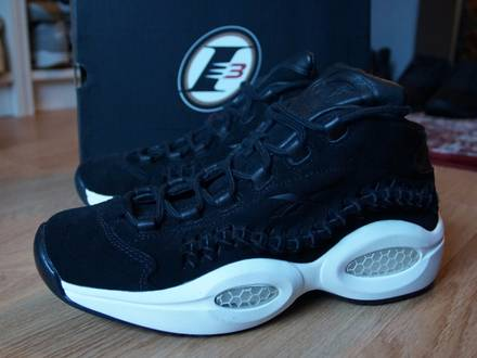 """Reebok Question Mid HOF """"Hall of Fame"""" Iverson - photo 1/6"""