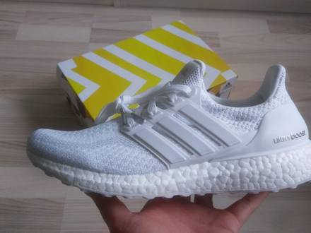 <strong>Adidas</strong> <strong>ultra</strong> <strong>boost</strong> 2.0 w <strong>triple</strong> <strong>white</strong> - photo 1/5