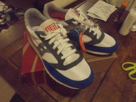 <strong>SAUCONY</strong> X ALIFE JAZZ 91 - photo 1/6