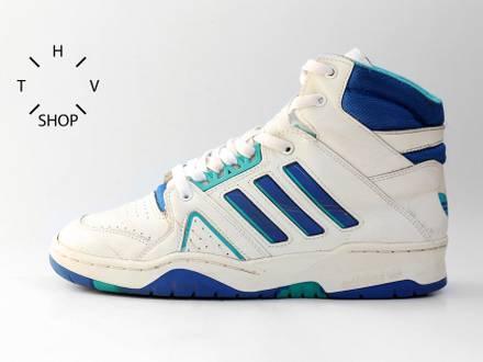 Adidas Association Hi kicks sneakers trainers hi tops basketball bball 90s vintage retro - photo 1/8