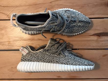 Adidas Yeezy Boost Turtle Dove TD Size 11