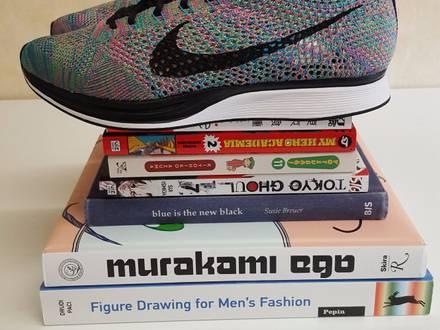 Nike Flyknit Racer Multicolor 2.0 - photo 1/5