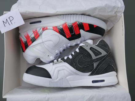 "Nike Air Tech Challenge II ""French Open"" - photo 1/5"