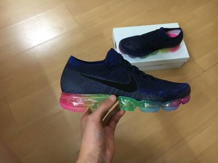 Nike Air <strong>Vapormax</strong> Flyknit Be True 2017 US 10, 10.5 - photo 1/5