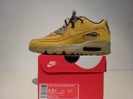 Nike Air Max 90 Winter Bronze/Brown (GS) US4.5Y/EUR36.5 - photo 1/5