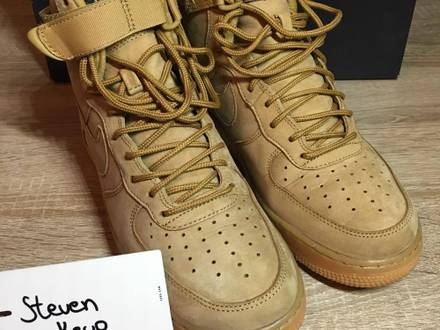 <strong>Nike</strong> <strong>Air</strong> Force 1 High 07 Flax in US 8.5 - photo 2/5