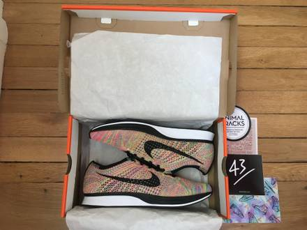 NIKE FLYKNIT COLOR 2016 3.0 NEW IN BOX SIZE EUR44,5-10,5US-9,5UK - photo 1/8