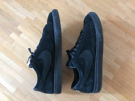 BLACK <strong>COMME</strong> <strong>des</strong> <strong>GARCONS</strong> x Nike Blazer Low Premium CDG SP - photo 1/6