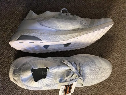 <strong>Adidas</strong> <strong>ultra</strong> <strong>boost</strong> uncaged <strong>triple</strong> <strong>white</strong> US 12.5 - photo 1/5