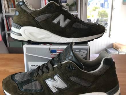 <strong>New</strong> <strong>Balance</strong> <strong>990</strong> v2 made in USA. - photo 1/5