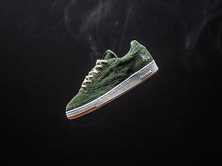 Curren$y Jet Life x Reebok Club C 85 - photo 1/8