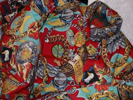 Kenzo Jungle vintage print bomber - photo 1/6