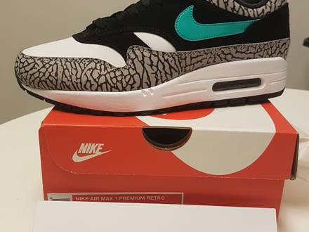 Nike air max 1 atmos elephant <strong>nmd</strong> yeezy <strong>adidas</strong> - photo 1/5