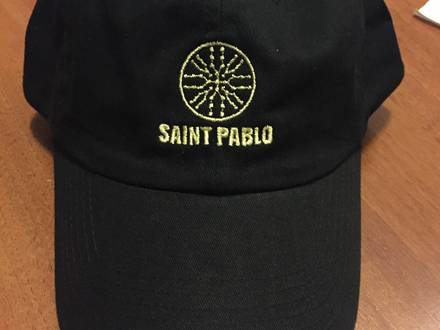 SAINT PABLO 100% AUTHENTIC HAT FROM PABLO TOUR - photo 1/5