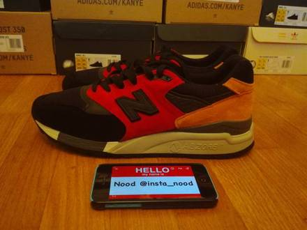 WTT New balance 998 berlin us998 1 of 26 friends and family f&f - photo 1/5
