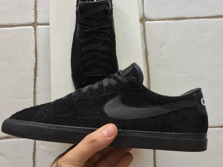 Nike blazer low cdg <strong>comme</strong> <strong>des</strong> garçons - photo 1/7