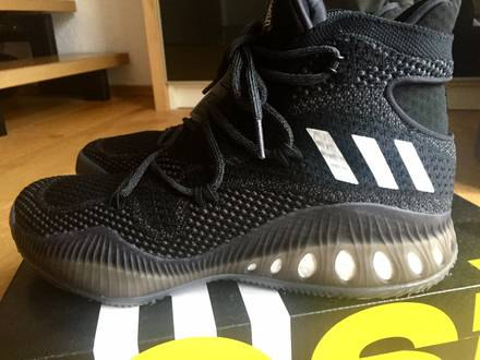 <strong>Adidas</strong> Crazy Explosive Primeknit 9.5 43 1/3 NEW harden lillard crazylight <strong>boost</strong> basketball - photo 1/6