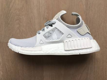 <strong>Adidas</strong> WMNS <strong>nmd</strong> <strong>xr1</strong> pk white - photo 1/6