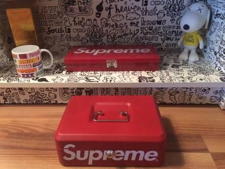 supreme lock box fw17 - photo 1/6