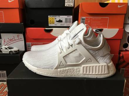 <strong>Adidas</strong> <strong>NMD</strong> <strong>XR1</strong> Triple White US7 - photo 1/5