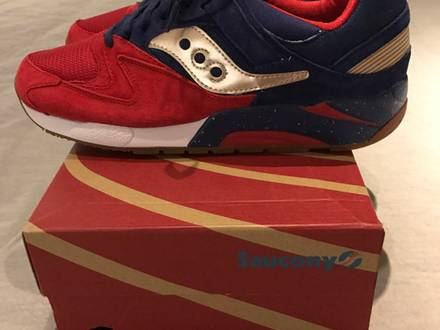 <strong>Saucony</strong> Sparring with <strong>Saucony</strong> - photo 1/5